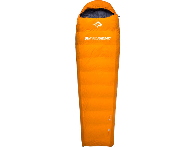 Sea to Summit Trek TkII - Sac de couchage - regular orange